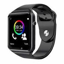 Smartwatch A1 Relógio Inteligente Bluetooth Camera Celular Chip -