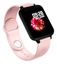 Smartwatch B57 Relógio Inteligente Fitness Smart Hero Band - ROSA - Haiz
