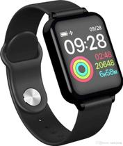 Smartwatch B57 Relógio Inteligente Hero Band 3 Fitness Preto -