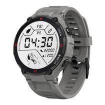 Smartwatch BlitzWolf BW-AT2C Monitor Cardíaco 24h, Notificação de Aplicativos, IP68 prova dágua e Ligações  Pronta Entrega Lançamento -