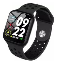 Smartwatch F8 Relogio Inteligente Preto Sport - FITNESS SMARTWATCHES