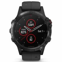 Smartwatch GPS Garmin Fenix 5 Plus Safira Monitor Cardiaco -