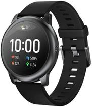 "Smartwatch Haylou LS05, Tela 1.28"", Bluetooth 5, Preto -"