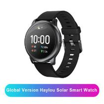 Smartwatch  Haylou-Solar Ls05 Bluetooth +Pelicula Pulseira Extra Smart Watch (Global)