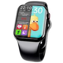 Smartwatch Hw12 Recebe Faz Ligaçao Mede Batimentos Pressao Atividades Fisicas Presente Watch Relogio Inteligente Top - Lucky Lin