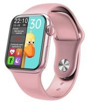 Smartwatch hw12 relógio inteligente 40mm - rose - Iwo Hw12