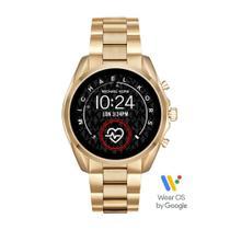 Smartwatch Michael Kors Feminino Bradshaw Dourado MKT5085/1DI -