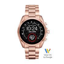 Smartwatch Michael Kors Feminino Bradshaw Rosé MKT5086/1JI -