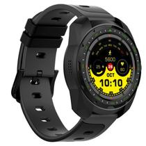 Smartwatch Monitor Cardíaco Q-touch Bluetooth QSW13