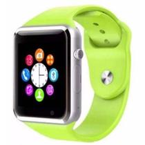 d61591ee823 Smartwatch Original A1 Relógio C chip Bluetooth Ios an Verde - Odc
