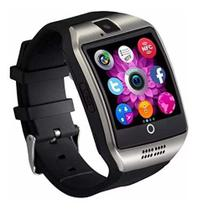 Smartwatch Relógio Bluetooth Celula Android Iphon Ios  Q18 - Morgadosp