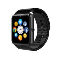 6da44b5a4c7 Smartwatch Relógio Bluetooth Celular Android Iphone Ios Gt08 Preto - Odc