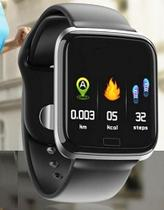 Smartwatch Relógio CY5 Android, Notificações  Bluetooth, Facebook Whatsapp - Preto - Smart watch