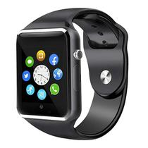 Smartwatch Relógio Inteligente A1 Bluetooth iphone Ios Android