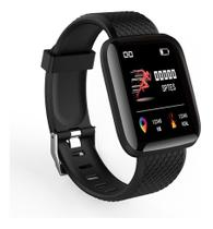 Smartwatch Relógio Inteligente D13 Bluetooth iphone Ios Android edometro Multi-esportes Km Kcal