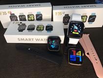 Smartwatch Relógio Inteligente Homens Mulheres Ios E Android -