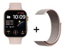 Smartwatch Relógio Inteligente Iwo12 Pro Série 5 Rose - Ivo
