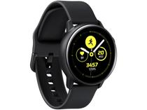 Smartwatch Samsung Galaxy Watch Active - Preto 4GB