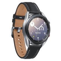 Smartwatch Samsung Galaxy Watch3 41mm LTE, Aço Inoxidável - Prata -