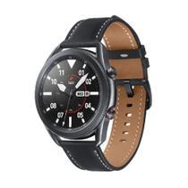 Smartwatch Samsung Galaxy Watch3 45mm LTE, Aço Inoxidável - Preto -