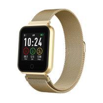 Smartwatch seculus dourado 79006mpsvde4 -