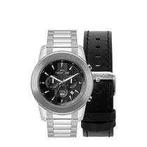 e44fd336d4fa7 Smartwatch Technos Ref  M1aa 1p Connect Plus Prateado