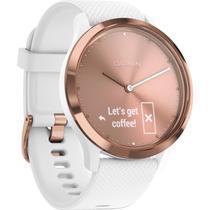 Smartwatch Touch Garmin Vivomove HR Sport Rosê Gold -
