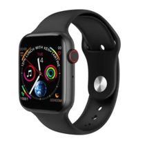 Smartwatch W34 Inteligente Relógio Monitor Taxa Coração - Iwo