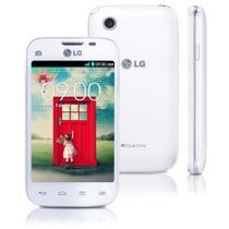 Smatphone LG L40 D175 4GB Tela 3.5 Android 4.4 Câmera 3MP TV Digital Dual Chip -