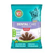 Snack Bassar Dental Care para Cães de Pequenas Raças 30 Unidades -