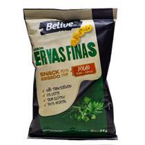 Snack De Milho Sabor Ervas Finas 35g Belive -