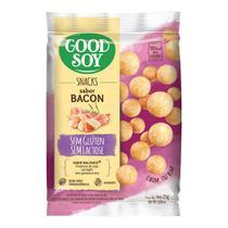 Snack De Soja Bacon Sem Glúten Good Soy 25g -