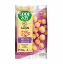 Snack de Soja Goodsoy Light Bacon Pacote 25 g - Good Soy -