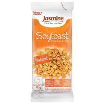 Snack de Soja Soytoast Natural 40g - Jasmine -