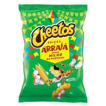 Snack edição arraiá sabor milho na manteiga 45g cheetos -