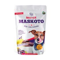Snack Maskoto para Cães Açai com Banana - 300g -