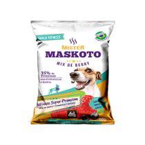 Snack Maskoto para Cães Mix de Berry 60g - 1 unidade -