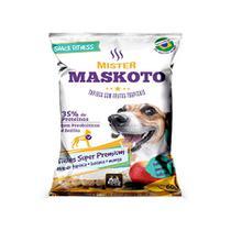 Snack Maskoto para Cães Tapioca e Frutas 60g - 1 unidade -