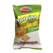 Snack Multigrãos de Soja Sabor Frango com Limão Sora 20g -