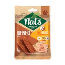 Snack Natrelax Nats para Cães - 60g -