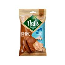 Snack Natshape Nats para Cães  - 60g -