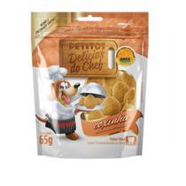 Snack para Cães Coxinhas Petitos 65g -