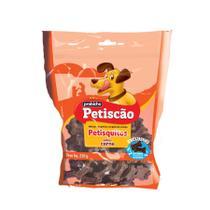 Snack Petisquinho Petiscao Carne Cães 250g - Petiscão