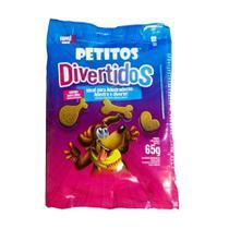 Snack Petitos Divertidos para Cães - 65g -
