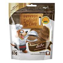 Snack Petitos Para Cães Chef Sabor Kibe - 65g -