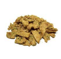Snack Proteico de Soja Sabor Cebola e Salsa (Granel 250g) - Zona Cerealista Online