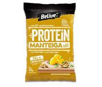Snack +Protein Manteiga com Ervas Belive 35g - Goodsoy
