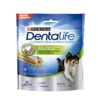 Snack Purina Dentalife para Cães Raças Médias - 119g - Purina / Dentalife
