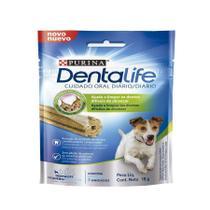Snack Purina Dentalife para Cães Raças Pequenas - 42g - Purina / Dentalife