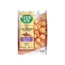 Snack Soja Calabresa C/ Pimenta  25G Good Soy -